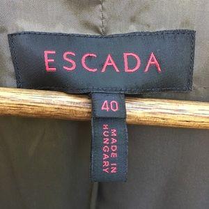 Escada Jackets & Coats - Escada Lightweight Wool Blazer sz 40 EUR/ 10 US